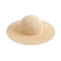 J.Crew Airy Summer Straw Hat