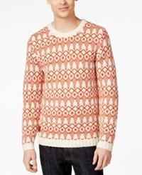 Wesc Helmut Knitted Patterned Sweater