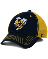 '47 Brand Georgia Tech Yellow Jackets Taylor Closer Cap Navy Gold