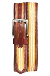 Men's Jack Mason Brand 'Tailgate Tennessee Volunteers' Belt