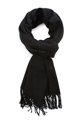 Forever 21 Classic Tasseled Solid Scarf