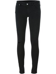 Diesel Super Slim Skinny Trousers Black