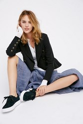 Free People Womens Flared And Femme Jacket