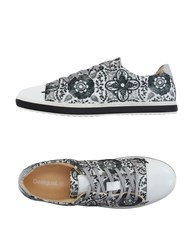 Desigual Footwear Low Tops And Trainers Women Dark Green