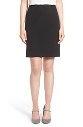 Halogenr Petite Women's Halogen 'Ela' Suit Skirt Black