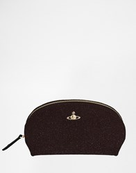 Vivienne Westwood Orb Angel Make Up Bag Black
