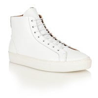 Frank Wright Logan Lace Up Casual Trainers White