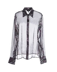 Byblos Shirts Shirts Women Dark Purple