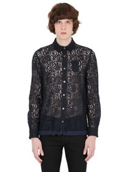 N 21 Cotton And Lace Shirt