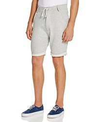 Sovereign Code Valley Jogger Shorts Heather Grey