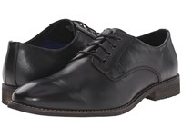 Nunn Bush Howell Plain Toe Oxford Black Men's Shoes