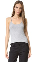 Haute Hippie Christina Tank Heather Grey