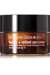 Dr. Dennis Gross Skincare Ferulic Retinol Eye Cream Colorless