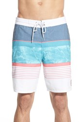 Men's Billabong 'Spinner Lo Tides' Board Shorts Blue Aqua