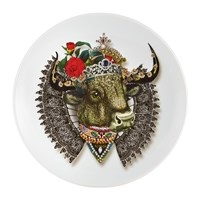 Christian Lacroix Love Who You Want 'Queenbull' Dessert Plate