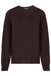 Neil Barrett Cashmere Pullover Brown