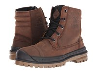 Kamik Griffon Cognac Men's Lace Up Boots Tan