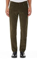 Ralph Lauren Black Label Corduroy Pants Green