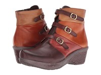 Spring Step Bohani Brown Women's Pull On Boots