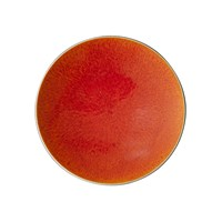 Jars Tourron Dessert Plate Orange