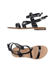 Annarita N. Sandals Black
