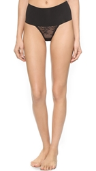 Spanx Undie Tectable Lace Thong