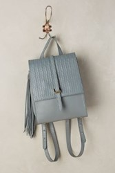 Anthropologie Norina Backpack Blue