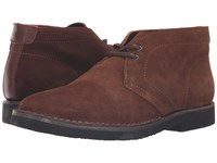 Frye Arden Chukka Brown Oiled Suede Men's Lace Up Boots