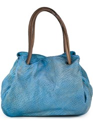 Numero 10 'Indianopolis' Bag Blue