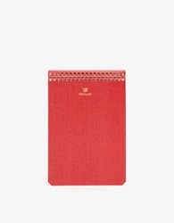 Notebook A6 In Signal Red