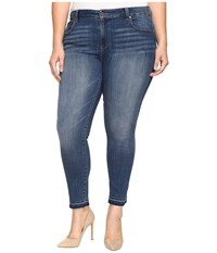 Lucky Brand Plus Size Ginger Skinny In Bliss Bliss Women's Jeans Blue