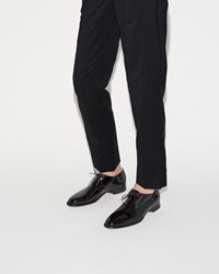 Maison Martin Margiela Patent Leather Oxford Black