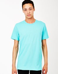 The Idle Man Perfect T Shirt Teal