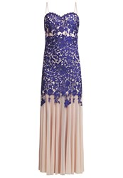 Lipsy Occasion Wear Navy Cream Nude