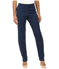 Fdj French Dressing Jeans Petite D Lux Denim Pull On Super Jegging In Indigo Indigo Women's Blue