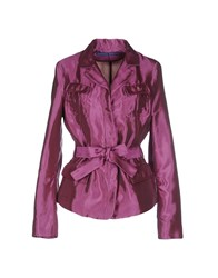 Massimo Rebecchi Suits And Jackets Blazers Women Mauve