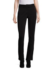 Yigal Azrouel Stretch Suiting Pants Jet Black
