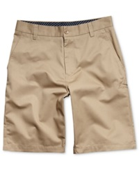 Fox Shorts Essex Solid Shorts Sand