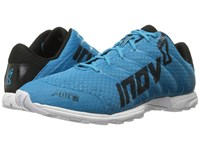 Inov 8 F Lite 195 Neon Blue Black White Running Shoes