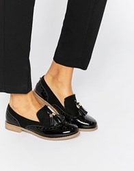 Truffle Collection Esme Brogue Loafers Black