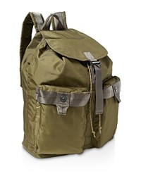Polo Ralph Lauren Military Nylon Backpack Olive