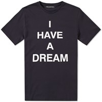 Neil Barrett I Have A Dream Tee Blue