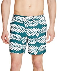 Penguin Mediterranean Palm Swim Trunks