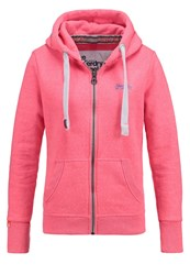 Superdry Primary Tracksuit Top Snowy Paradise Pink