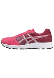 Asics Patriot 8 Cushioned Running Shoes Azalea Silver Pink