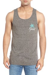 Men's Rip Curl 'Palm' Graphic Tank Black