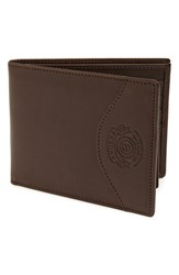 Men's Ghurka Leather Wallet With Id Case