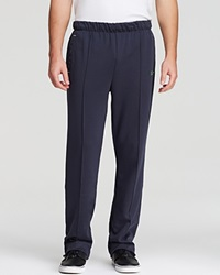 Hugo Boss Boss Green Hainy Double Face Sweatpants Navy