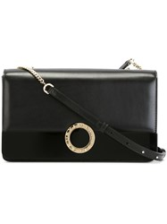 Bulgari 'Bulgari Bulgari' Shoulder Bag Black