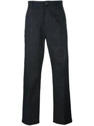 Levi's Made And Crafted 'Italian Selvedge' Trousers Blue
